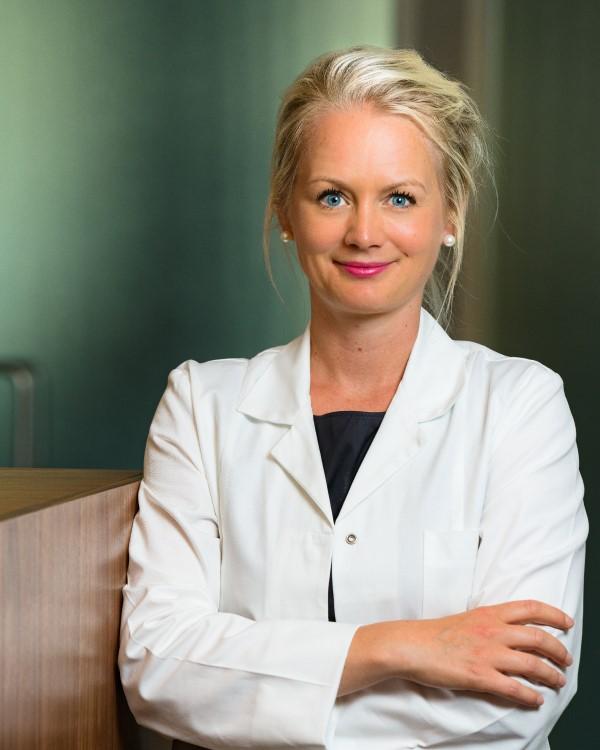 Augenaerztin Dr. Beata Falkenberg